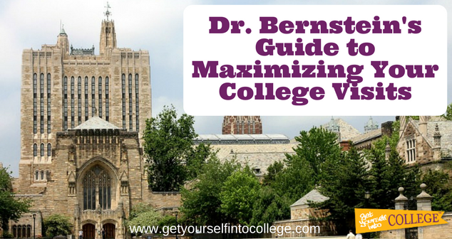 Making the Most of Your College Visits and Getting Essential Insider Information