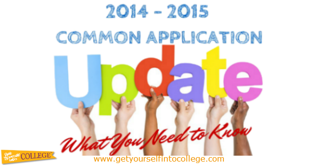 2014-2015 Common Application: What You Need to Know