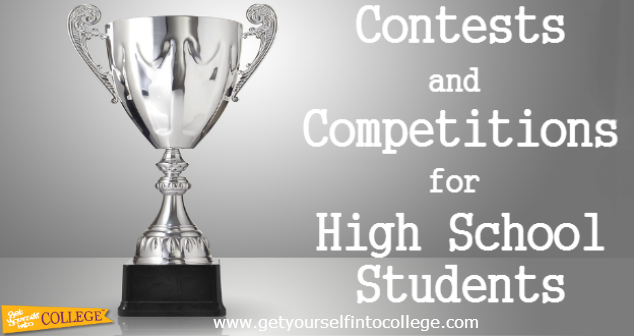Contests and Competitions for High School Students